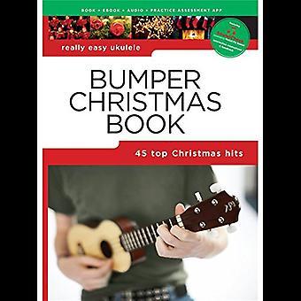 Really Easy Ukulele - Bumper Christmas Book - 9781785588266 Book
