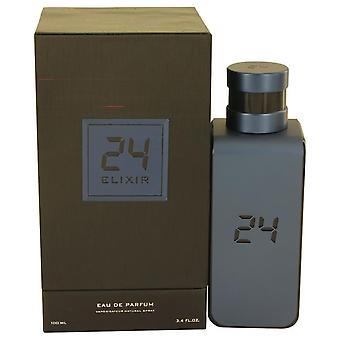 24 Elixir Azur Eau De Parfum Spray (Unisex) By ScentStory 3.4 oz Eau De Parfum Spray