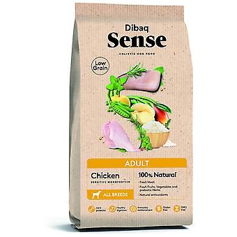 Dibaq Sense Low Grain Adult Chicken (Dogs, Food, Feed)