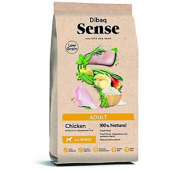 ディバクセンス低穀物アダルトチキン(犬、食べ物、飼料)