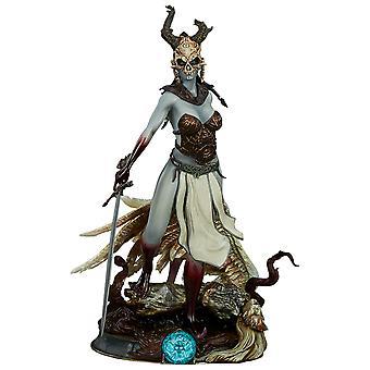 "Court of the Dead Kier Valyries Revenge 10"" Statue"