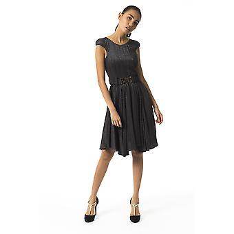 Grey Dress Byblos Woman