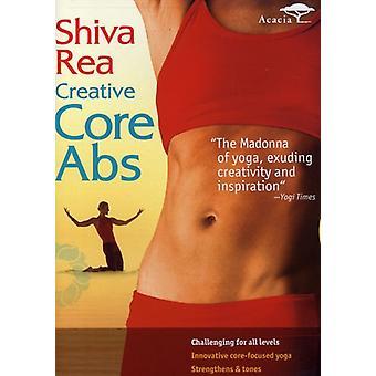 Shiva Rea - kreative Kern Abs [DVD] USA importieren