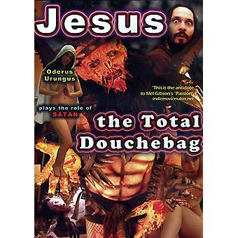 Jesus the Total Douchebag [DVD] USA import