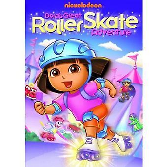 Dora the Explorer - Dora's Great Roller Skate Adventure [DVD] USA import
