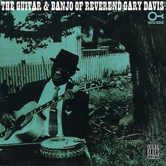Rev. Gary Davis - Guitar & Banjo of Reverend Gar [CD] USA import