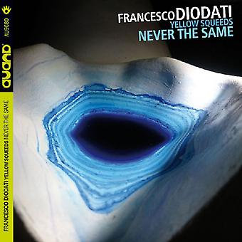 Never The Same [CD] USA import