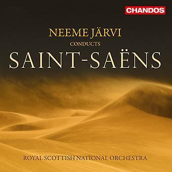 C. Saint-Saens - Neeme J Rvi Conducts Saint-Sa Ns [SACD] USA import