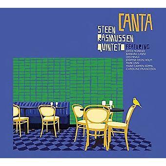 Steen Rasmussen - Canta [CD] USA import