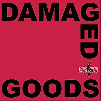 Damaged Goods 1988-2018 [CD] USA import
