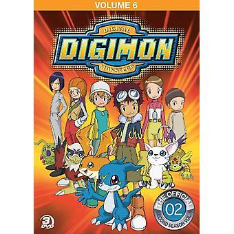 Digimon Adventure: Vol. 6 [DVD] USA import