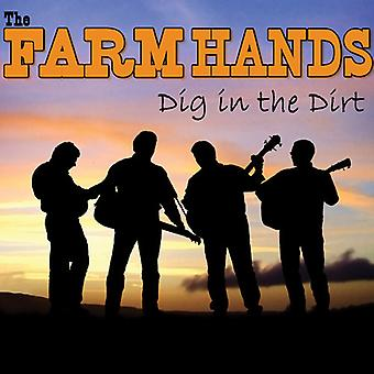 Farm Hands - Dig in the Dirt [CD] USA import
