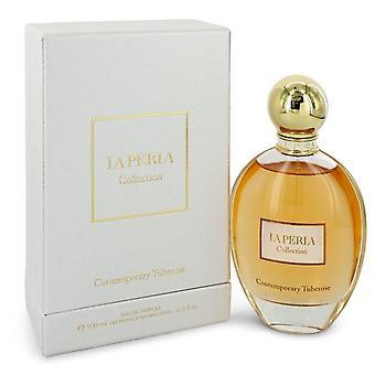 Contemporary tuberose eau de parfum spray by la perla 100 ml
