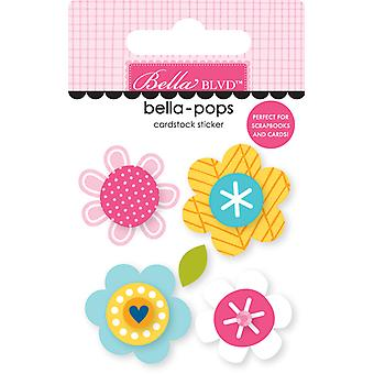 Bella Blvd Blossoms Bella-Pops (5pcs) (BB2280)