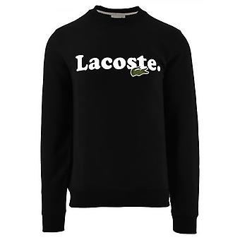 Lacoste und Krokodil Marken Fleece Sweatshirt