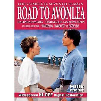 Road to Avonlea - Road to Avonlea-Season 7 [DVD] USA import