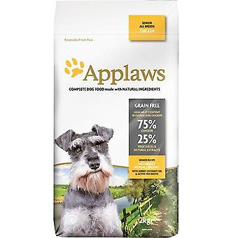 Applaws Senior Dog All Breed - Kip - 2kg