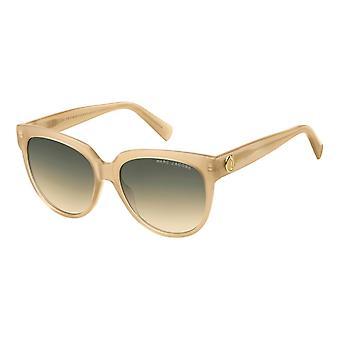 Sunglasses women's walker/round champagne