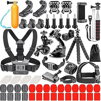 83 In 1 - Action Camera Accessories Kit