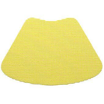 Fishnet Lemon Wedge Placemat Dz.