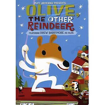 オリーブ、他のトナカイ 【 DVD 】 米国のインポートします。