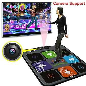 Dance Mat Tv Usb Computer Game With Camera Thickening Single User