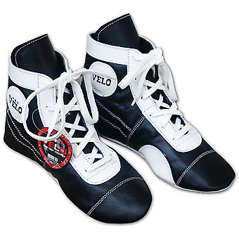 VELO Leather Wrestling Boxing Shoes B1