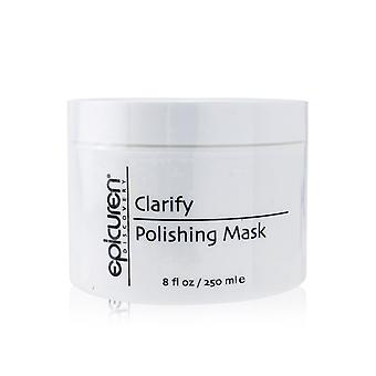 Clarify polishing mask for normal, oily & congested skin types (salon size) 253535 250ml/8oz