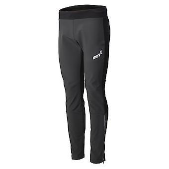 Inov8 Mens Waterproof & Windproof Winter Running Tights Black/grey