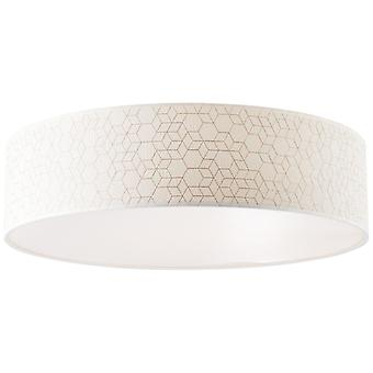 BRILLIANT Galance Soffitto Lampada 4flg Luci interne bianche,Luci a soffitto,-Decorative 4x A60, E27, 20W, adatto per lampade normali