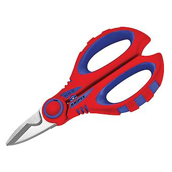 Knipex 95 05 10 Electrician's Shears 160mm 95 05 10 SB