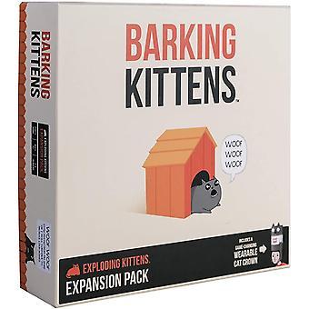 Barking Kittens Card Game