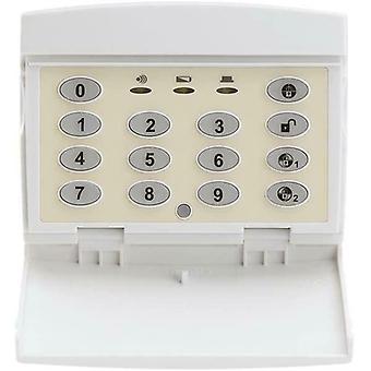 Friedland Response Wireless Keypad Control - 868Mhz - SLKP HW5
