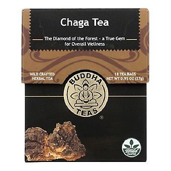 Buddha Chaga Organic Herbal Tea