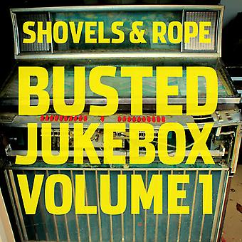 Shovels & Rope - Busted Jukebox: Volume 1 [CD] USA import