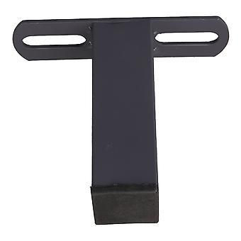 30mm Dia Furniture Support Leg for Middle Leg Square Gray Table Cabinet