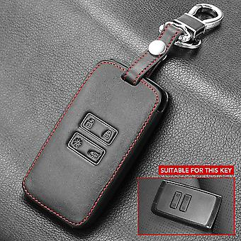 Genuine Leather Car Key Card Cover Case (1 Pcs)