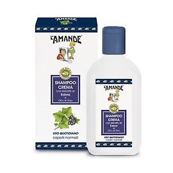 Cream Shampoo - Ivy / Normal Daily Use 200 ml of cream