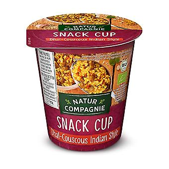 Dhal-Couscous Indische Smaak Bio 68 g