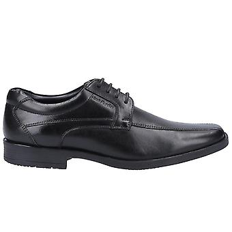 Hush Puppies Boys Brandon Leather Shoes