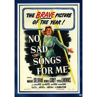Aucuns chansons tristes pour moi [DVD] USA n'import