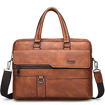 Kožené rameno Messenger Bag