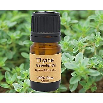 Thyme Essential Oil Organic 15ml
