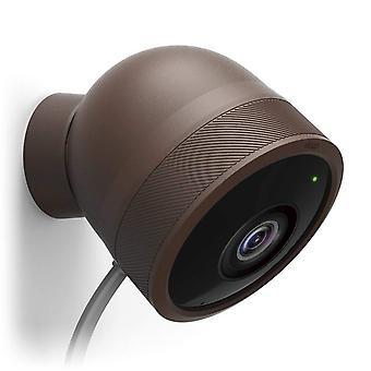 Elago nest cam cover (lite packaging) - dark brown lite package