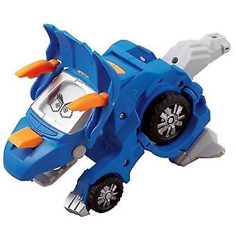 Vtech switch & go dinos: chifres os triceratops - azul
