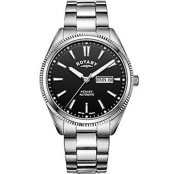 Relógio Masculino Rotativo GB05380/04, Automático, 42mm, 10ATM