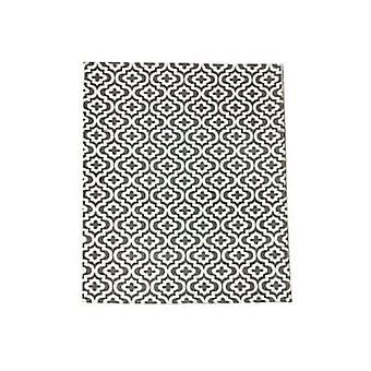 Spura Home Sølv marokkanske espalier Mønster 5x8 Område Tæppe W / Tæppe
