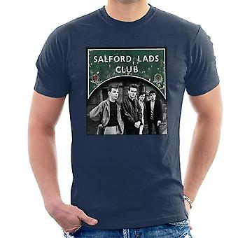 The Smiths Salford Lads Club Signe Hommes & s T-Shirt