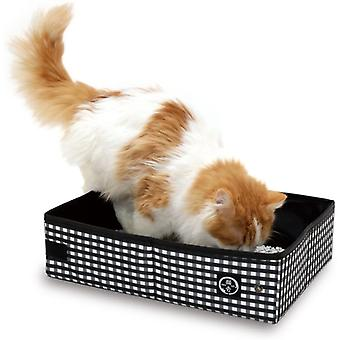 NECOICHI Pop-up Portabil Litter Box