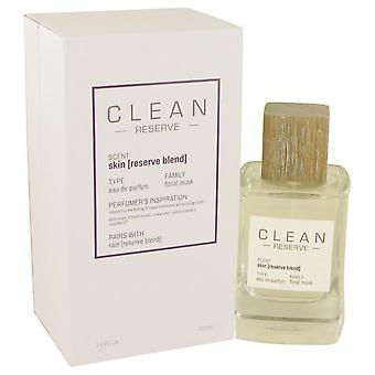 Clean Skin Reserve Blend Eau De Parfum Spray By Clean 3.4 oz Eau De Parfum Spray